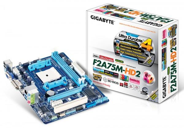 Gigabyte F2A75M-HD2
