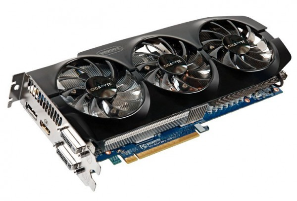 Gigabyte GeForce GTX 660 Ti 3 ГБ
