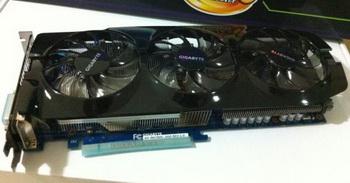 Gigabyte GeForce GTX 670 WindForce 3X
