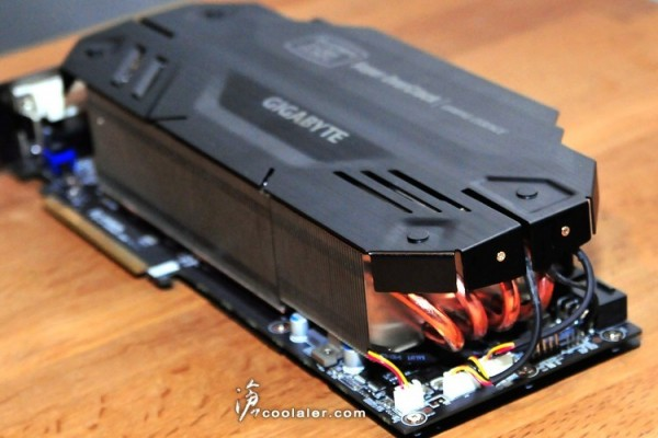 Gigabyte GeForce GTX 680 SuperOverclock