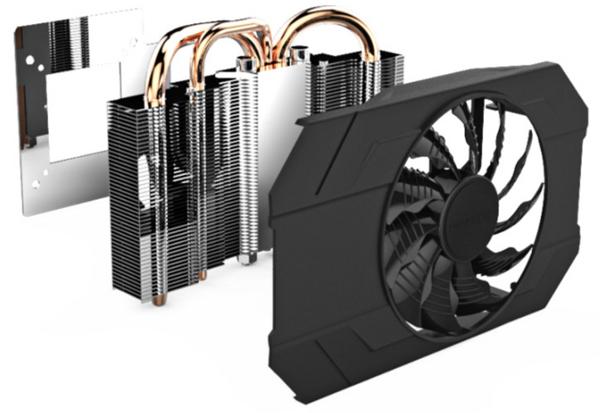 Gigabyte GeForce GTX 970 ITX