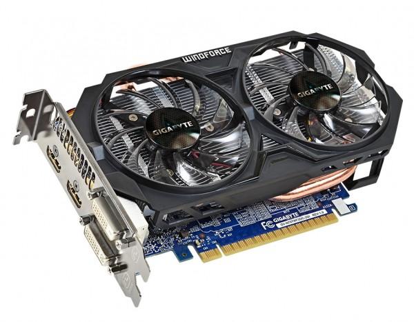 Gigabyte, GeForce, GTX 750 Ti, GV-N75TWFOC-2GI