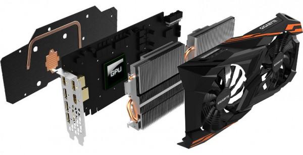 Gigabyte Radeon RX Vega 64 WindForce 2X и Radeon RX Vega 56 WindForce 2X