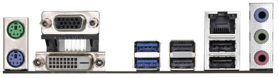 ASRock H110M-DVS R3