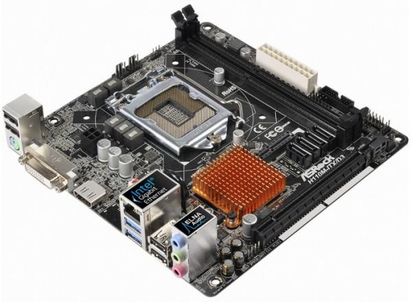 ASRock H110M-ITXD3