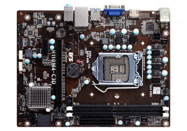 ECS H110M4-C3D