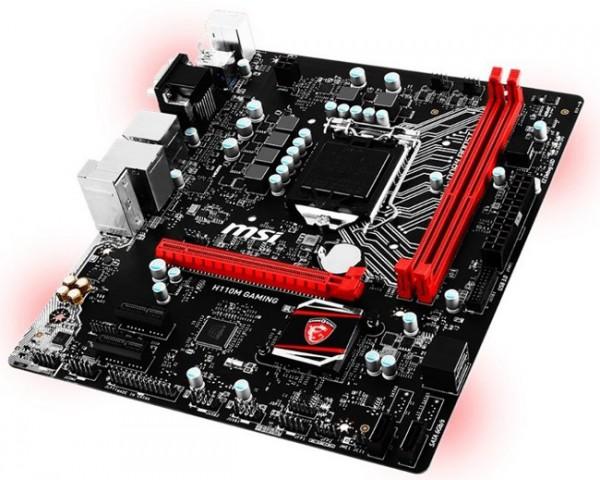 MSI H110M Gaming
