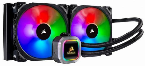 Corsair H100i RGB Platinum, Corsair H115i RGB Platinum