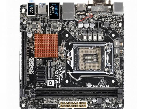 ASRock H170M-ITX  DL