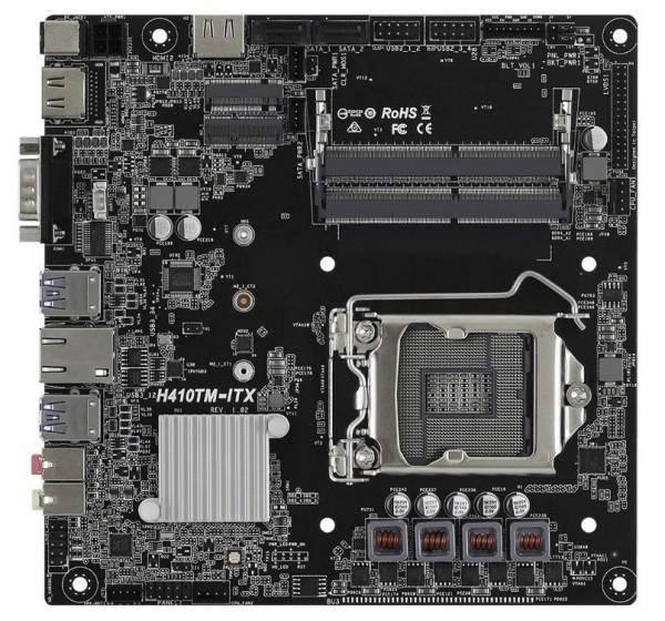 ASRock H410TM-ITX