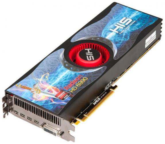 HIS Radeon HD 6990