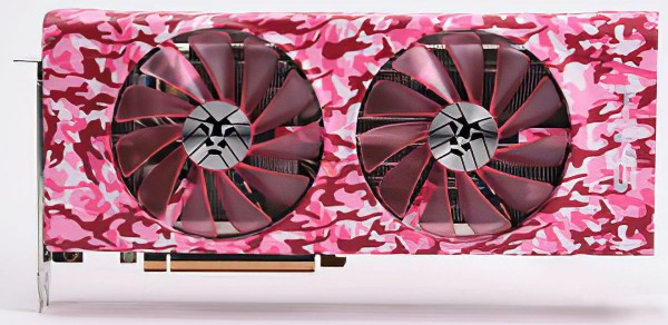 HIS Radeon RX 5700 XT Pink Army