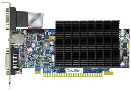 HIS Radeon HD 5550 Silence 1 Гб