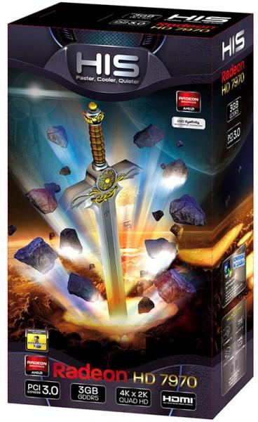 HIS Radeon HD 7970