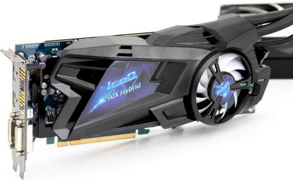 HIS IceQ 290X Hybrid