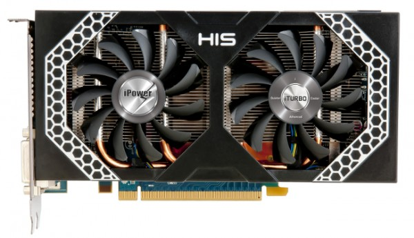 HIS R7 260X iPower IceQ X²