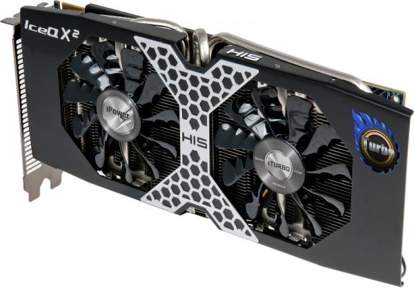 HIS R9 270X IceQ X² Turbo Boost Clock 2GB