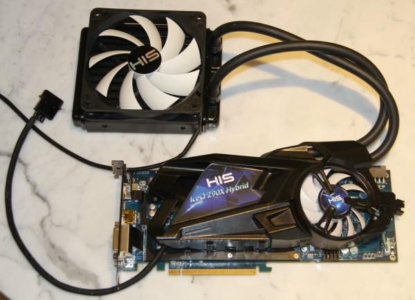 HIS Radeon R9 290X IceQ Hybrid