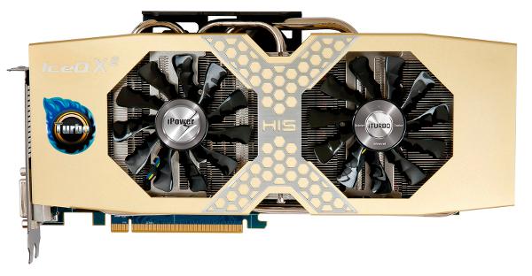 HIS Radeon R9 290X iPower IceQ X2 Turbo