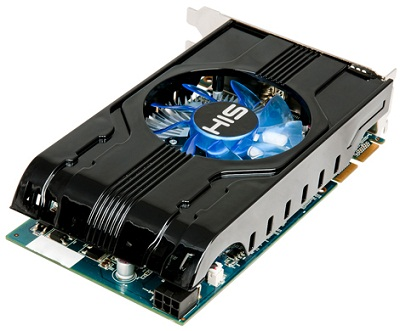 HIS Radeon HD 6770 Fan 1GB GDDR5