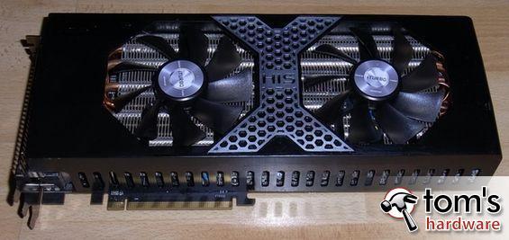 Видеокарта HIS Radeon HD 7970 x2