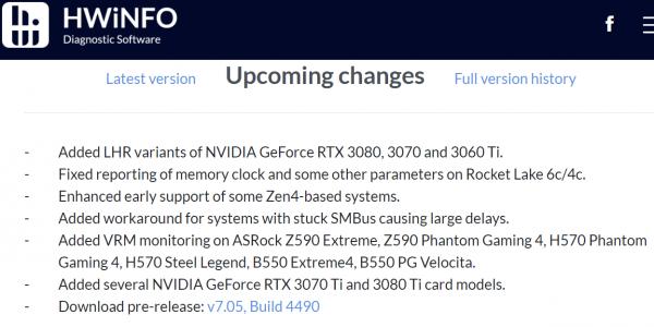 AMD, Zen5, HWiNFO