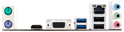 Biostar Hi-Fi A68U3P