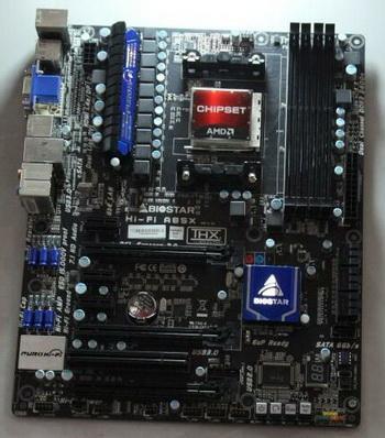 Biostar Hi-Fi A85X
