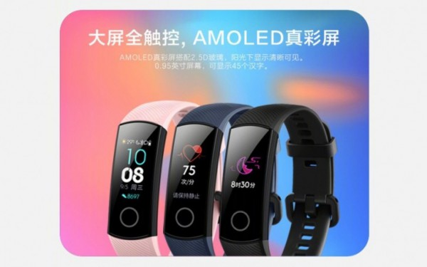 Huawei Honor Band 4