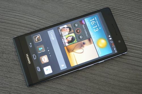 LG Electronics, HTC and Huawei
