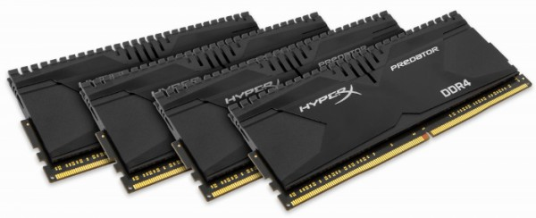 Kingston HyperX Predator DDR4-3000 (8