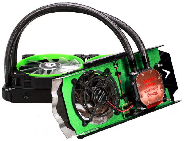ID-Cooling ICEKIMO 240VGA