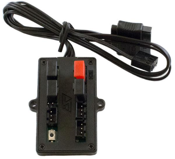 Iris-Eco light Controller