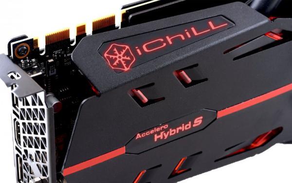 Inno3D iChill GeForce GTX 1080 Black