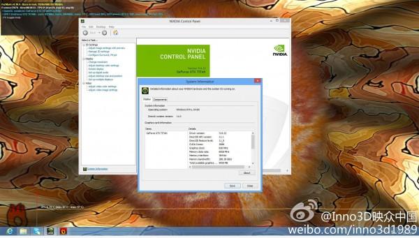 Inno3D GeForce GTX Titan HerculeZ 3000