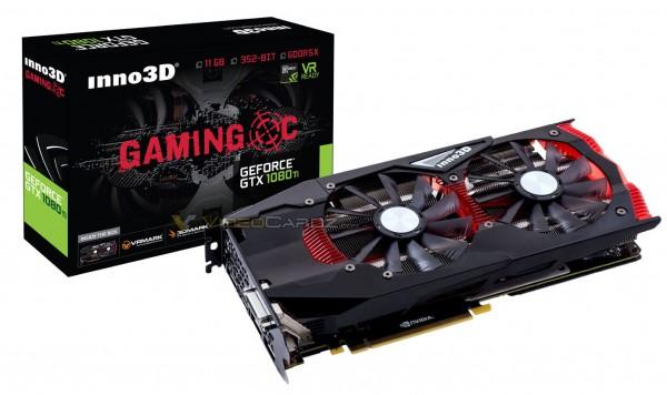 Inno3D GTX 1080 Ti GAMING OC