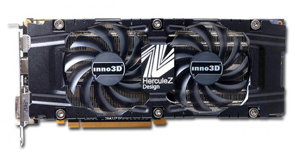 Inno3D GeForce GTX 780 Ti HerculeZ 2000 Overclocked
