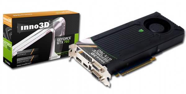 Inno3D GeForce GTX 760