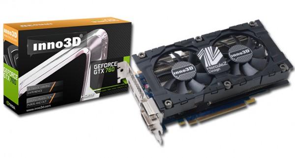 Inno3D GeForce GTX 760 HerculeZ