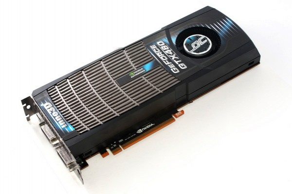 Видеокарта Inno3D GeForce GTX 480