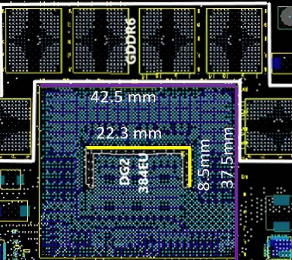 Intel Xe, DG2