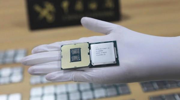 Китай, контрабанда процессоров