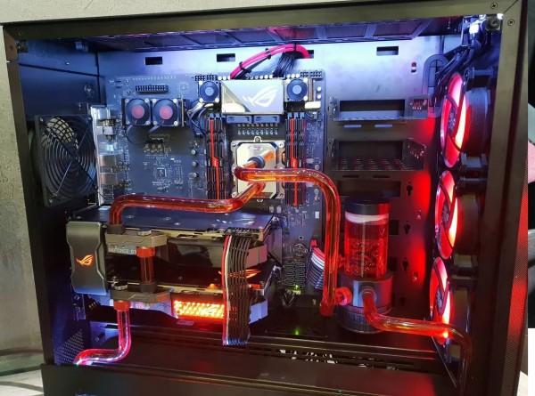 Intel X599 Express