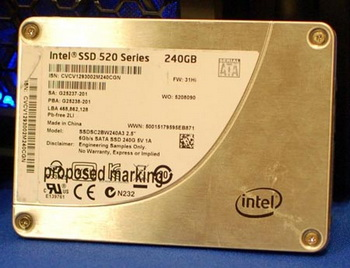Intel 520 Series Cherryville