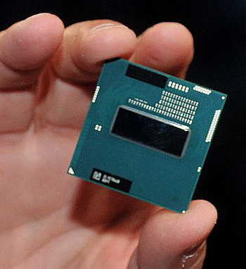 Чип Intel Haswell