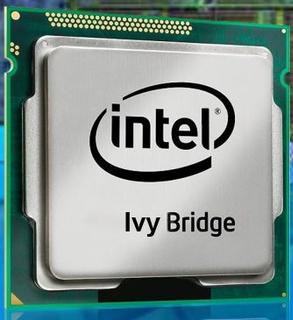 Intel, Ivy Bridge, Sandy Bridge