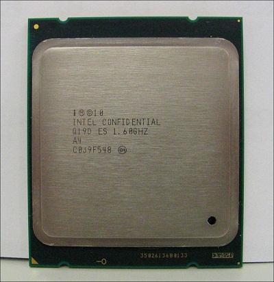 Intel Sandy Bridge-E