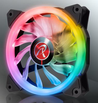 Raijintek Iris 12 Rainbow RGB