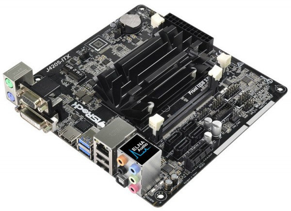ASRock ITX-J4205