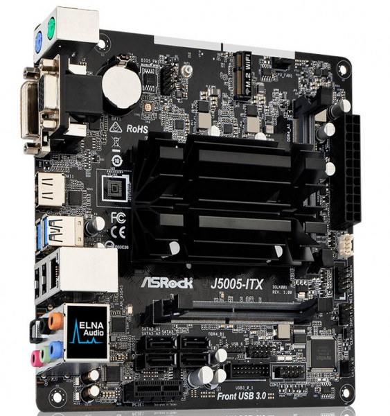 ASRock, J5005-ITX